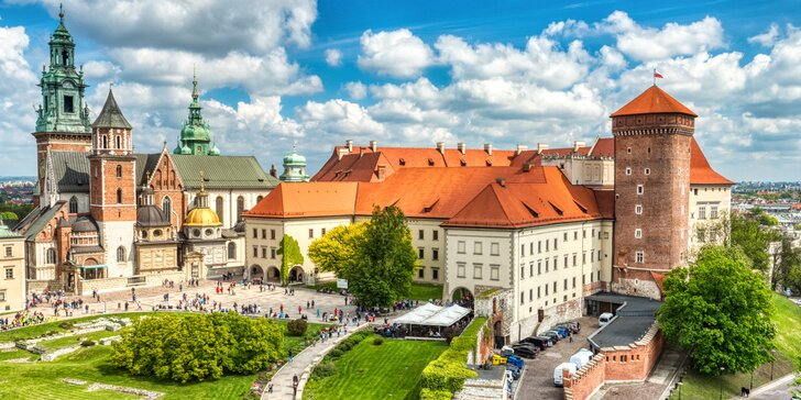 Skvelé dva dni v historickom centre Krakowa, Zakopaného a Wieliczke: ubytovanie s raňajkami