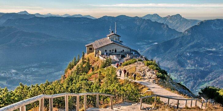 Víkend plný zážitkov v Bavorsku - Orlie hniezdo, jazero Königsee aj soľná baňa