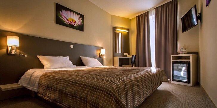 4* hotel v Budapešti s raňajkami a welcome drinkom