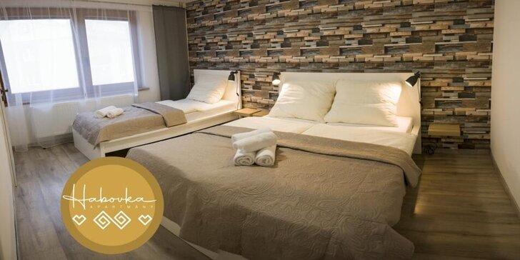 Dokonalý odpočinok na Orave: novozrekonštruované apartmány a atrakcie pre celú rodinu