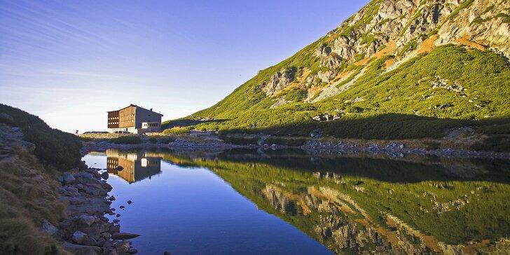 Jedinečný LAST MINUTE pobyt v horskom hoteli Sliezsky dom**** pod Gerlachovským štítom
