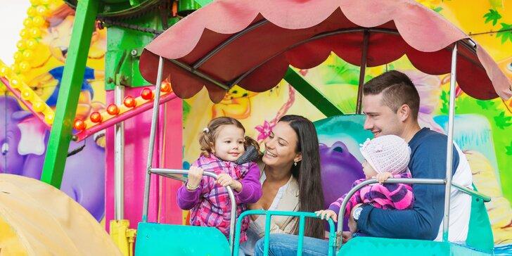 Odmeňte deti návštevou zábavného Familyparku Neusiedlersee, najväčšieho v Rakúsku!