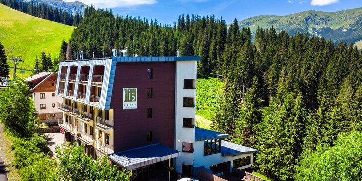 Luxusný wellness pobyt v boutique Hoteli FIS Jasná **** v NP Nízke Tatry s neobmedzeným wellness