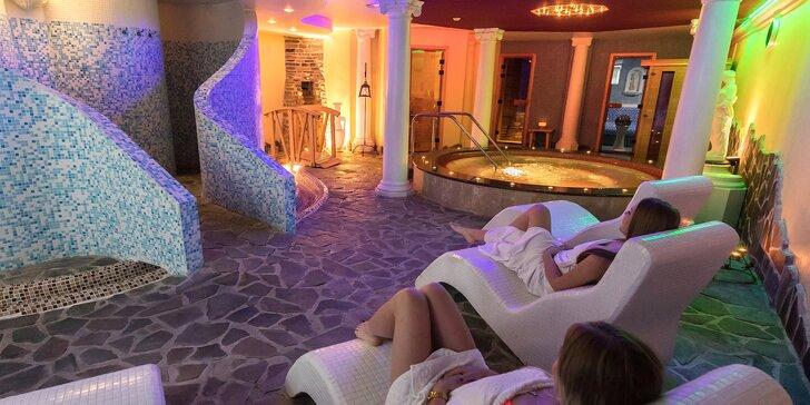 Nezabudnuteľný letný wellness pobyt v hoteli Nezábudka***