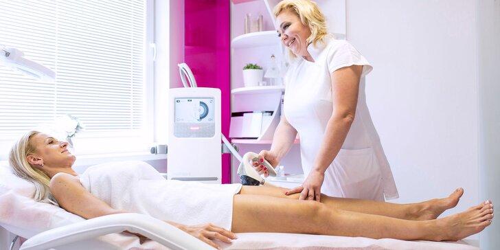 Neinvázivna prístrojová liposukcia v Health & beauty clinic
