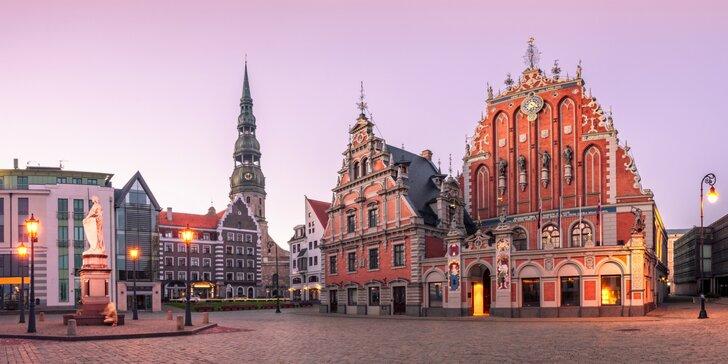 6-dňové potulky pobaltskými krajinami a objavovanie Fínska