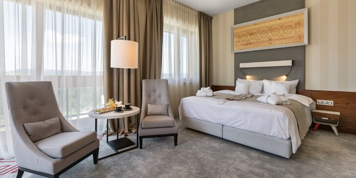 Prvotriedny relax v 4* hoteli neďaleko Zakopaného: wellness, liečebné procedúry, raňajky či polpenzia