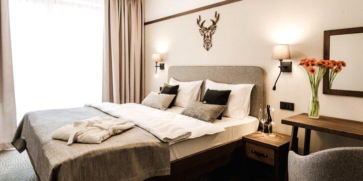 Novopostavený a jedinečný ARIETES MARMONT Resort**** vo Vysokých Tatrách - 3 noci za cenu 2