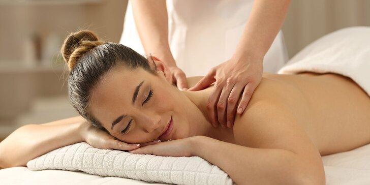 Klasická alebo antistresová masáž či lymfodrenáž u Dobrého maséra