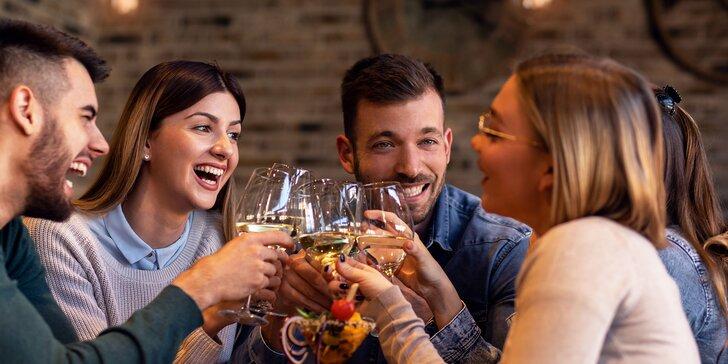 Ochutnávka 20 druhov vín