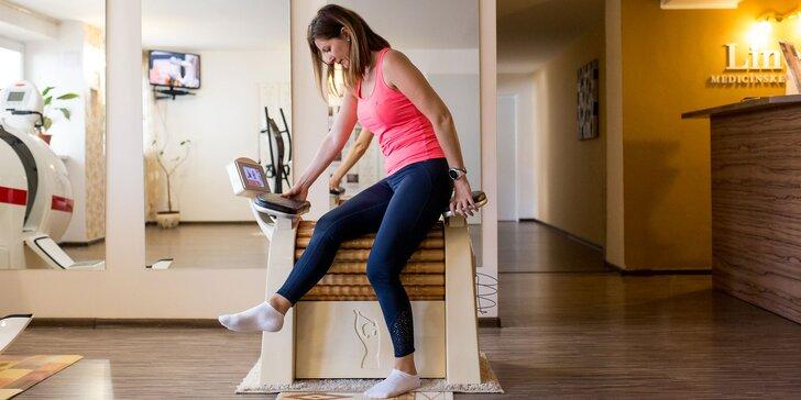 Získajte fit postavu s prístrojovými cvičeniami v medicínskom centre Lineal