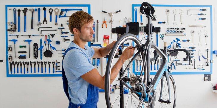 Profesionálny cykloservis pre všetky druhy bicyklov v Prešove