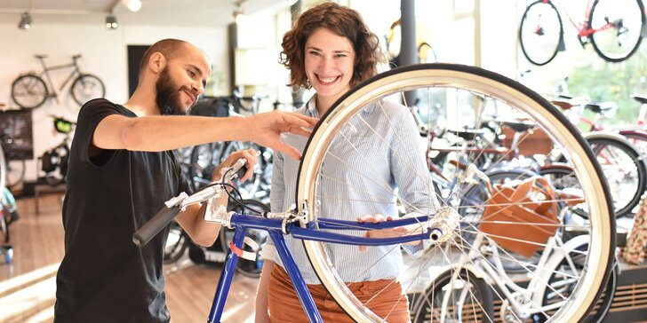 Autorizovaný servis bicyklov a elektrobicyklov v Nitre