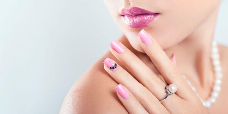 Precízne akrylové či gélové nechty, gél lak alebo novinka - polygél lak!