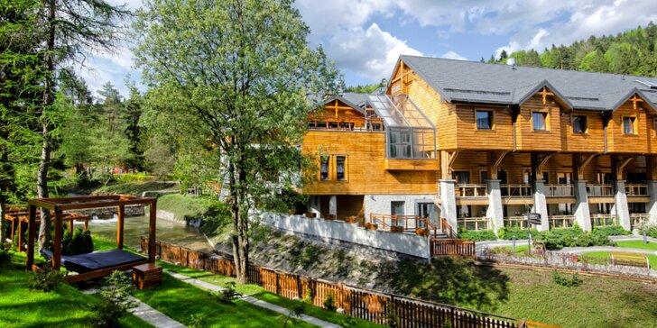 Rozprávkový oddych v hoteli Czarny Potok Resort Spa & Conference****