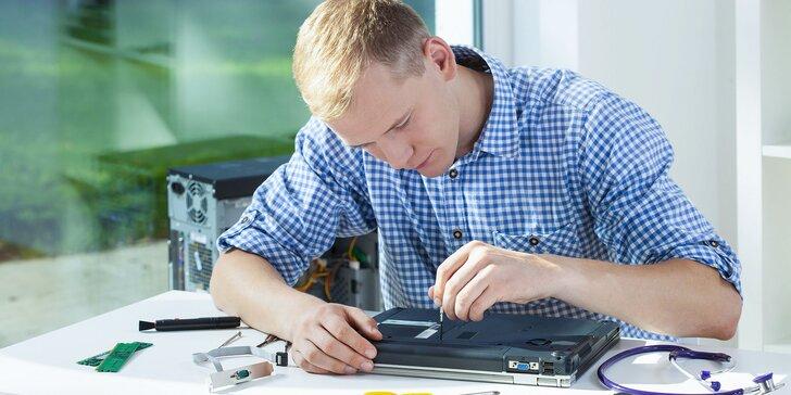 Kompletný servis pre vaše PC, notebook či hernú konzolu - ako nové!