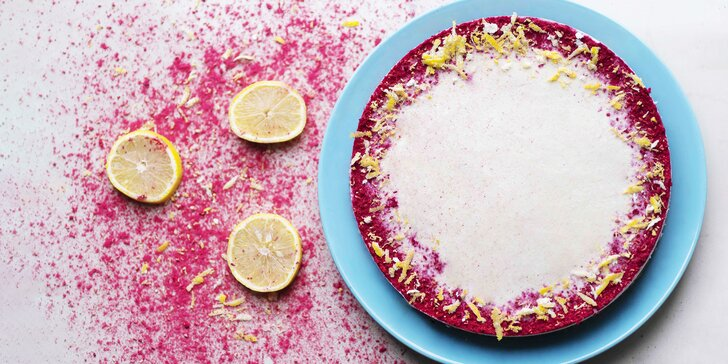 Chutné zdravé BIO RAW torty + 15% zľava na online nákup