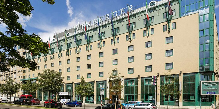 Vyrazte za zážitkami do Viedne: 4* pobyt v modernom hoteli s raňajkami