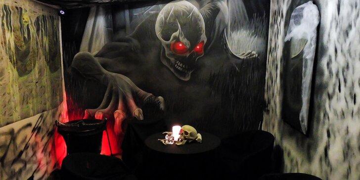 Preskúmajte Divné dúpä čarodejníka skôr, než sa vráti!