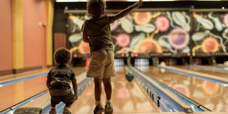 Nadupaná zábava na dennom detskom bowlingovom tábore v Žiline