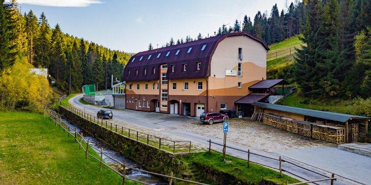 Aktívna dovolenka v horskom prostredí so zľavou do Aquaparku Chocholowskie Termy