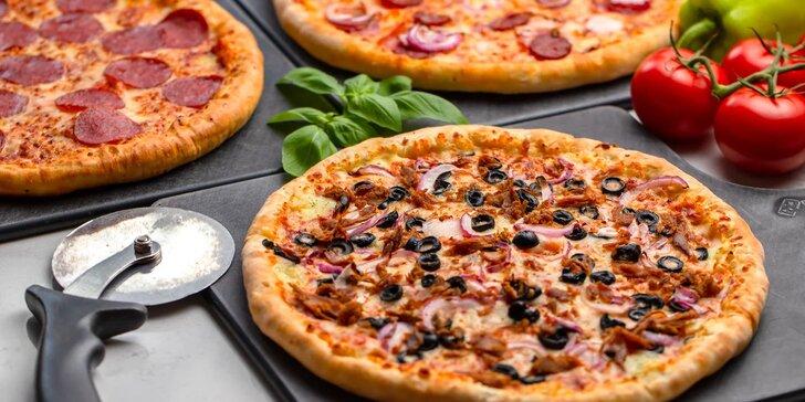 Druhá pizza v Domino's Pizza iba za 1 € – osobný odber i donáška
