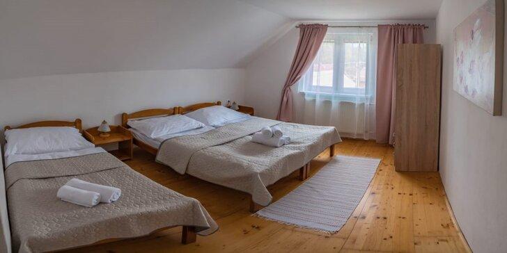 Nezabudnuteľný pobyt v apartmánoch neďaleko Zuberca: plne vybavená kuchyňa, altánok s grilom či detské ihrisko