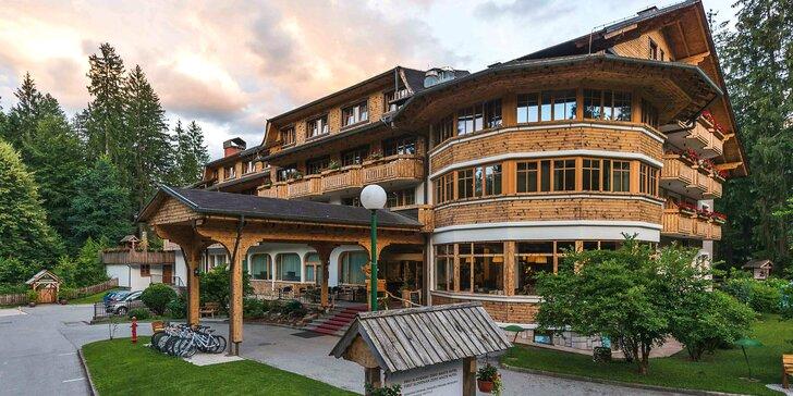 Dovolenka v Slovinsku len kúsok od jazera Bled: zero waste hotel, raňajky, wellness