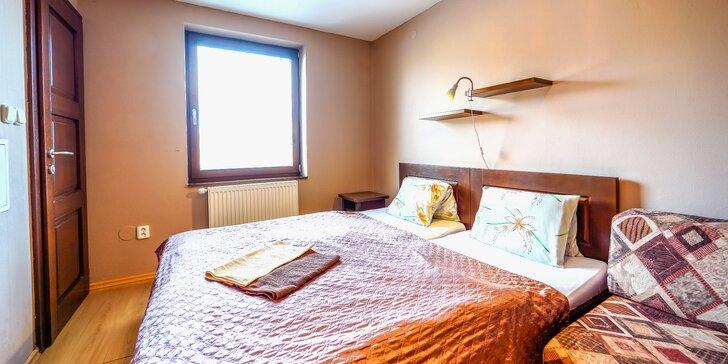 Penzión Troika: komfortné ubytovanie, raňajky, sauna a 15% zľava na masáž