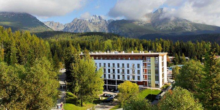 Očarujúci pobyt v srdci Štrbského Plesa v luxusných apartmánoch Hotela Crocus****
