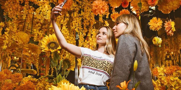 Selfie Market: urobte si selfie v džungli alebo s obľúbeným hrdinom