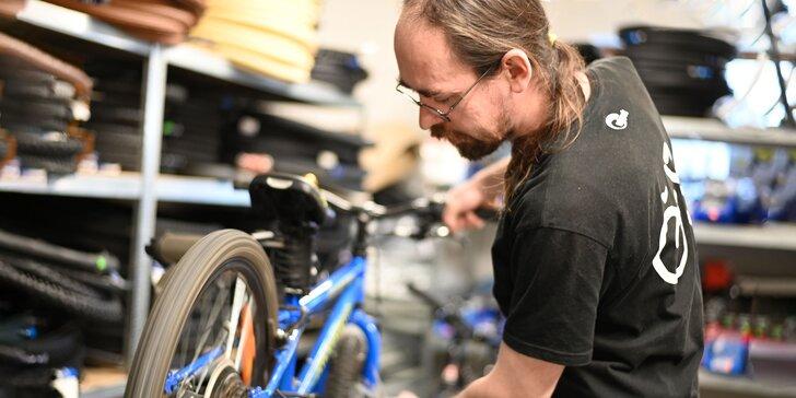 Špičková údržba bicykla: základný servis a očistenie