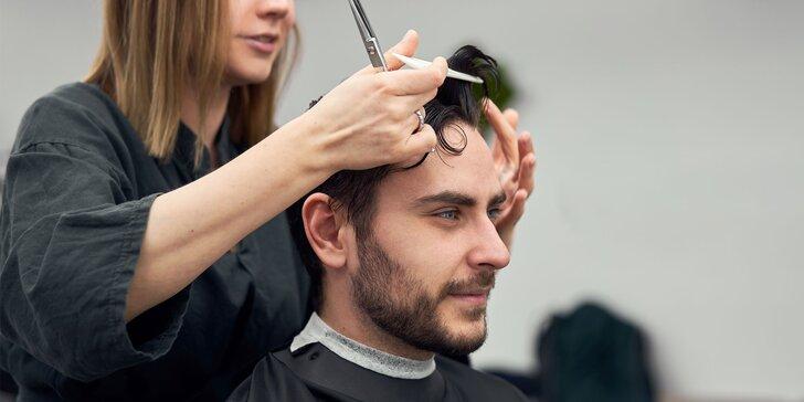 Pánsky, chlapčenský a dievčenský strih vlasov v kaderníctve Timea