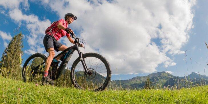 Preskúmajte Terchovú a jej okolie zo sedadla elektrického bicykla