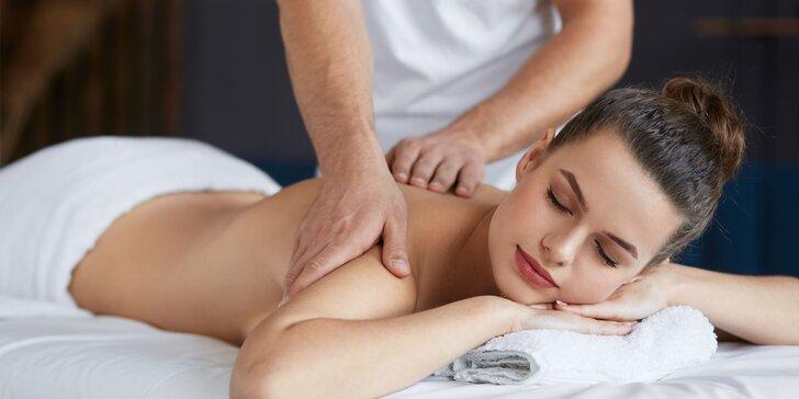 Klasická, športová, reflexná či masáž mäkkými technikami