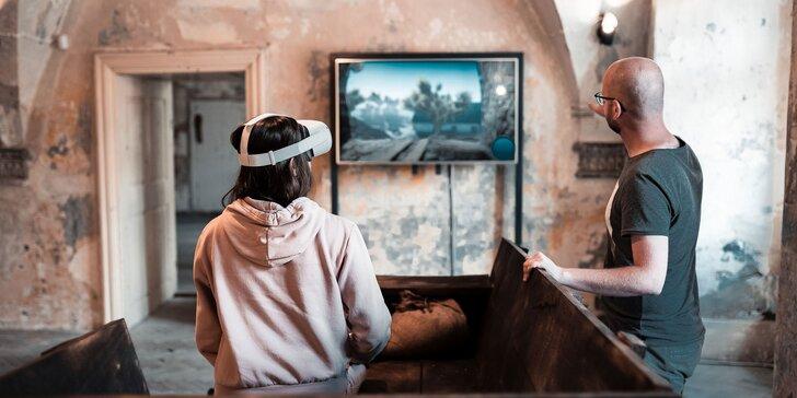 Vstupy na prehliadku interaktívnej banskej expozície CESTA V ČASE