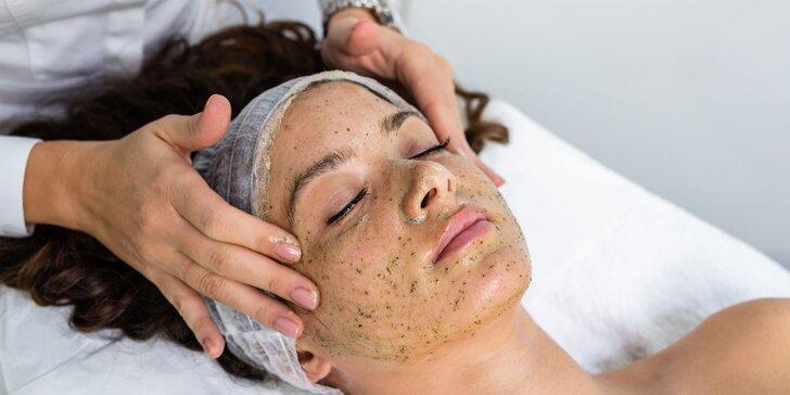 Kozmetické ošetrenia: Green Peel, anti-aging, hĺbkové čistenie, hydratácia či antioxidačná kúra