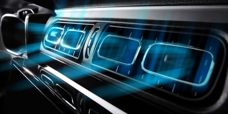 Dezinfekcia, servis a plnenie klimatizácie vo vašom aute