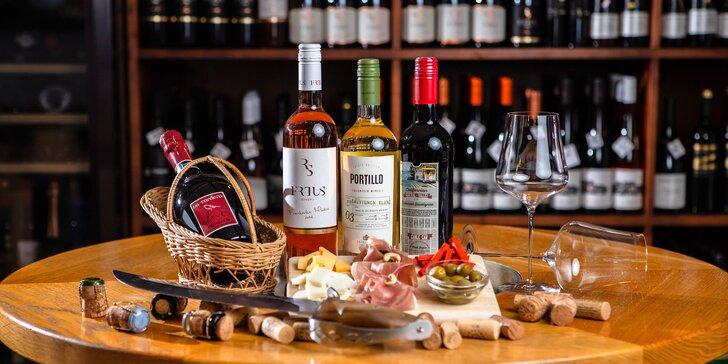 Škola sabráže - otváranie vín šabľou a ochutnávka vín s WINE EXPERT