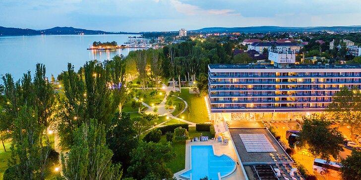 Parádny pobyt v Maďarsku: ubytovanie s polpenziou, wellness, fitness v záhrade a zábava pre deti
