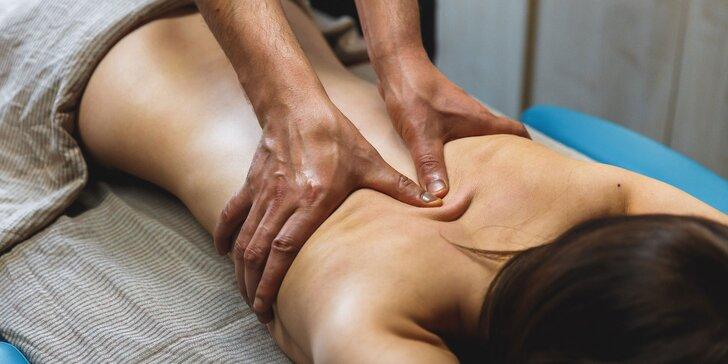 Dokonalé uvoľnenie tela pomocou niekoľkých druhov masáží