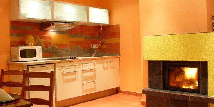 Apartmány pod Tatrami v tichej lokalite pre 4-6 osôb, zvýhodnené viac nocové pobyty