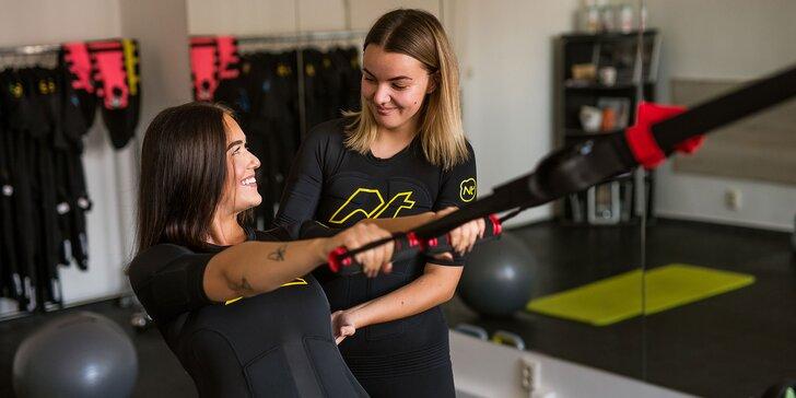 NT1 cvičenie s asistenciou trénera - kalórie spaľuteje ďalšie dva dni po cvičení