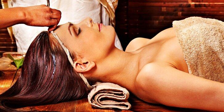 Posilnite svoje zdravie na ajurvédskych masážach