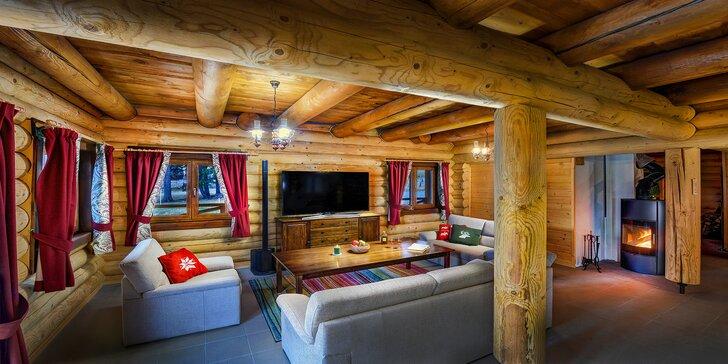 Dych berúce výhľady, jedinečná poloha v samotnom srdci Štrbského Plesa a omnoho viac v luxusnom High Tatras Chalete