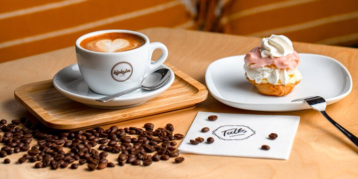 Zľava na konzumáciu v kaviarni Talks s neobmedzeným využívaním do 6/2022