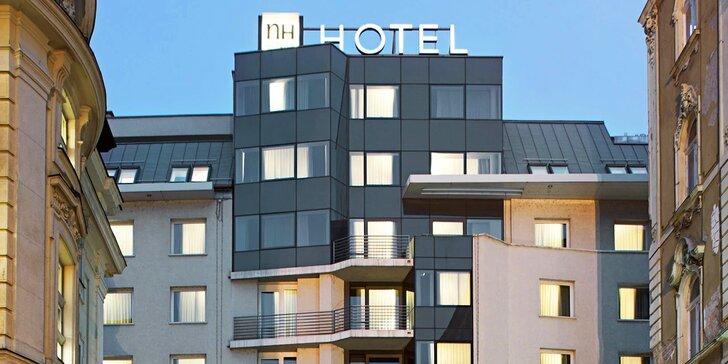4* hotel priamo v centre Budapešti: raňajky, sauna a plavba po Dunaji