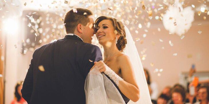 Online kurz svadobného tanca od základných krokov po celú choreografiu