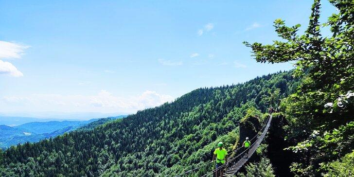 Horolezecké kurzy BB