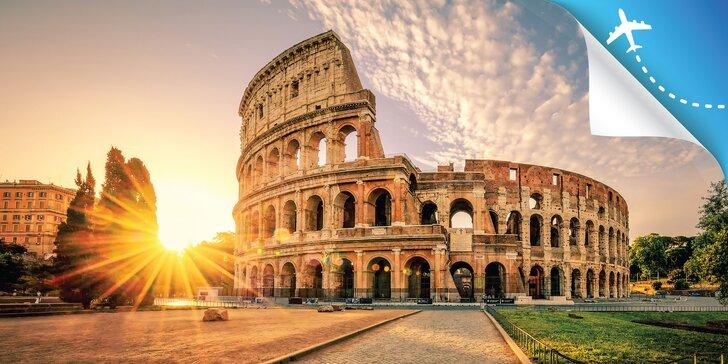 Fenomenálne miesta v Ríme a Vatikáne: Sixtínska kaplnka, Pantheón, Španielske námestie či Colosseum